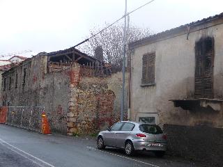 edifici pericolanti e percorsi da incendi
