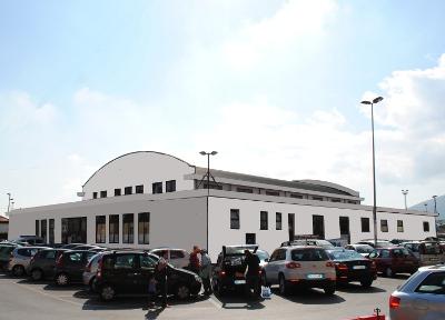 """Il vecchio mercato di piazza Terzi """"restaurato"""""""