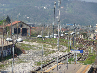 L'area ferroviaria destinata a trasformazione urbana