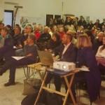 I cittadini al convegno su urbanistica e partecipazione