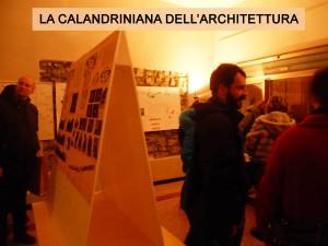 Giorgio Furter alla Calandriniana dell'architettura