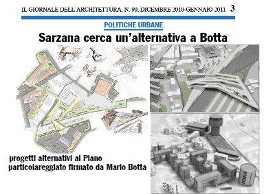 giornale architettura