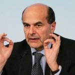Bersani: trasparenza e concorrenza ....