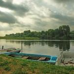 Il fiume Magra conteso dai politici