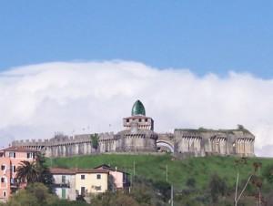 La fortezza di Castruccio Castracani