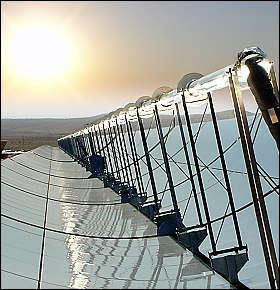 Il sole è l'energia del futuro