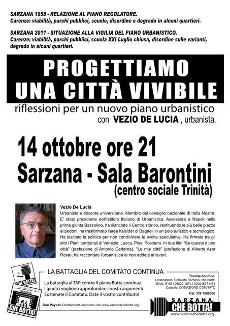14-10-2011 convegno De Lucia