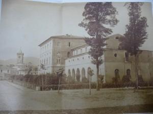 Una foto antecedente il 1888
